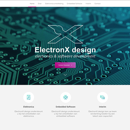 Website ElectronX